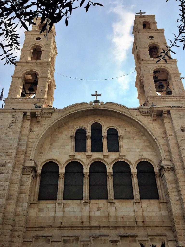 Храм святой Фотинии в Наблусе