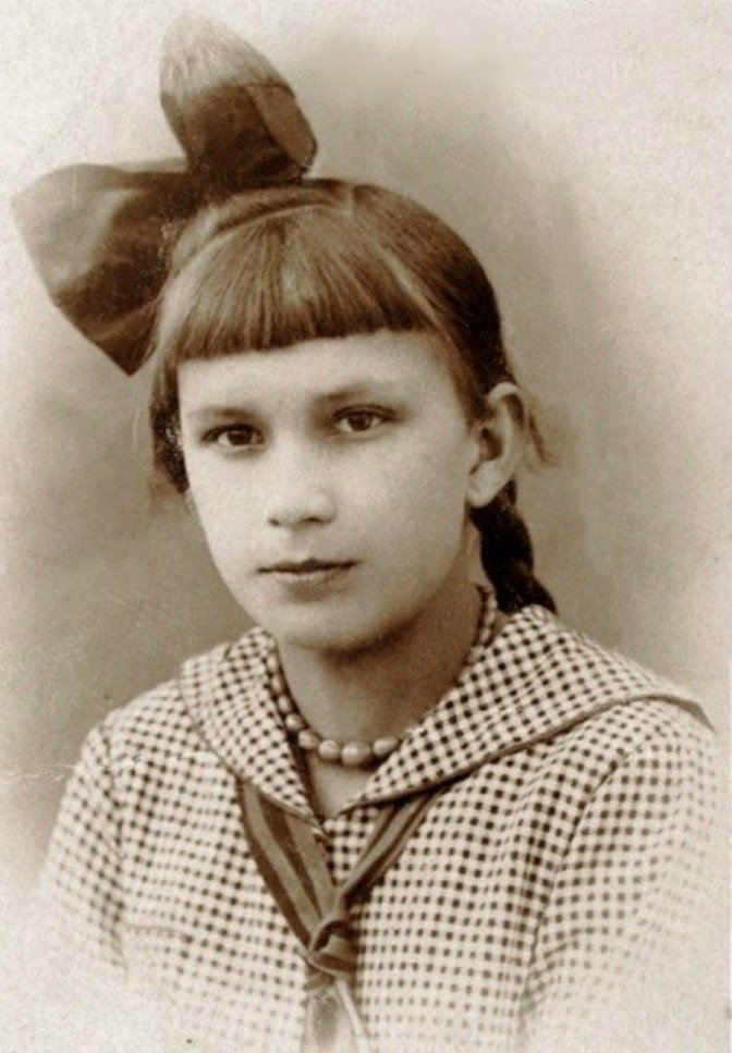 Монахиня Цецилия Рошак, праведница мира