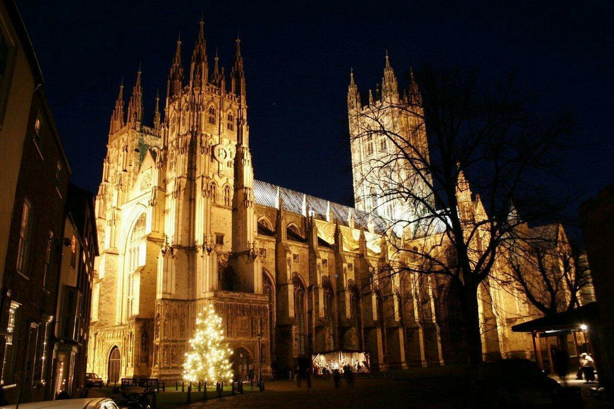 Кентерберийский собор