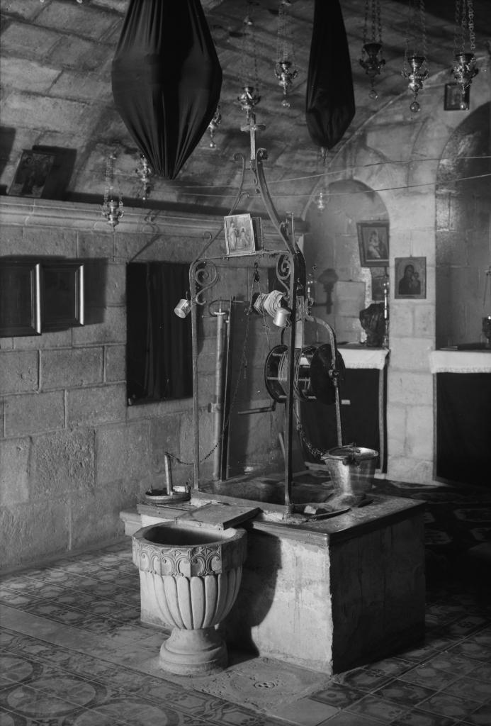 Колодец в 1934 году