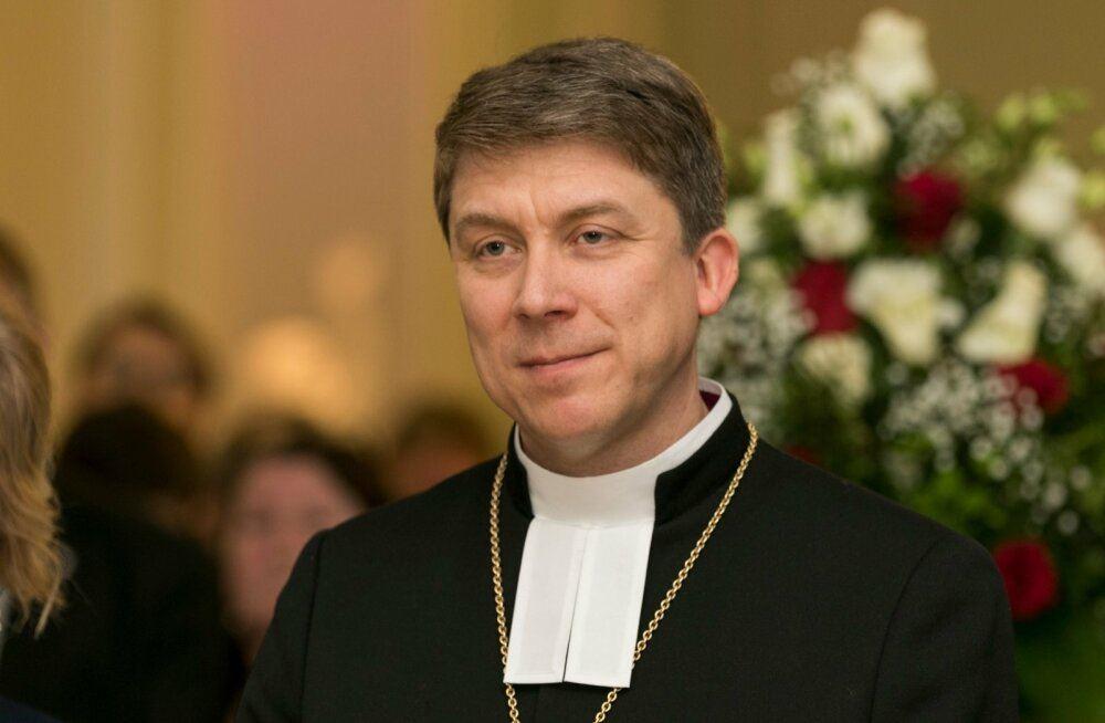Глава Эстонской Евангелическо-лютеранской церкви архиепископ Урмас Вийлма
