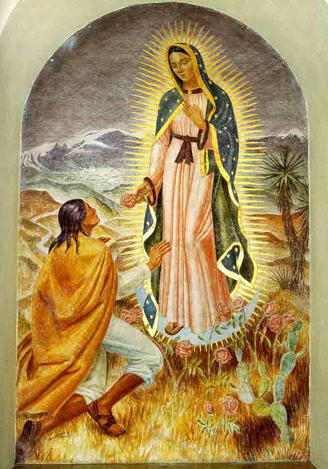 Явление Девы Марии Хуану Диего